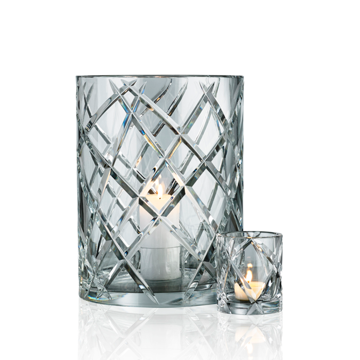 Skogsberg & Smart Hurricane Crystal Collection Clear