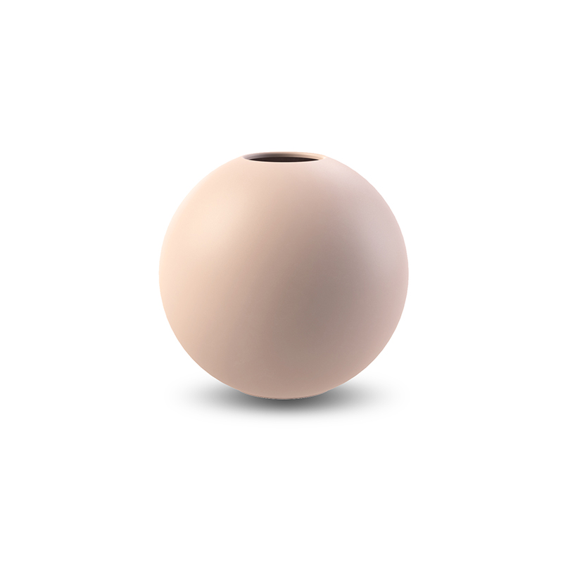 Cooee Ball Vase Dusty Pink 10 cm