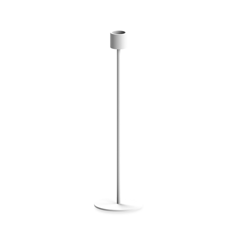 Cooee Candlestick White