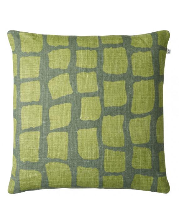 Chhatwal & Jonsson Kudde Anish Linen Green/Cactus Green
