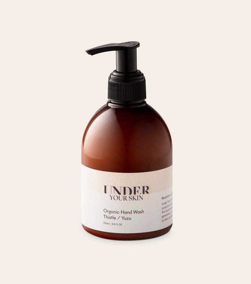 Under Your Skin Hand Wash - Thistle/Yuzu