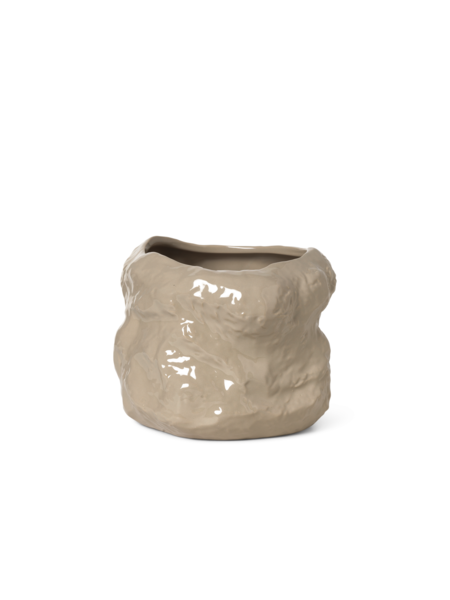 Ferm Living Tuck Pot Cashmere