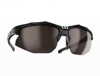 Bliz Active Hybrid Small Polarized Matt Black