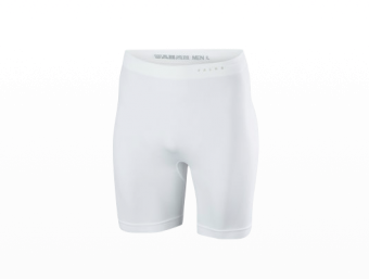 Falke - Warm Short Tights Men - White