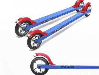 KV+ Launch Skate Curved 64,5 cm