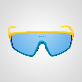 Northug Sunsetter 989 Yellow/Turq