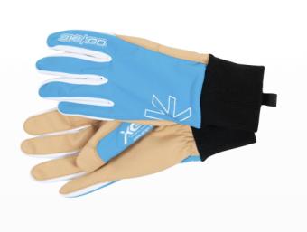 Skigo X-Skin 2.0 Handskar Blå