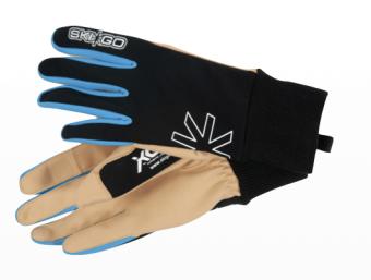 Skigo X-Skin 2.0 Handskar Svart