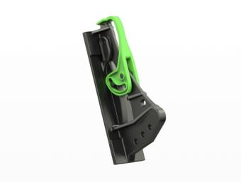 Bromsarm - justerbar - Grön