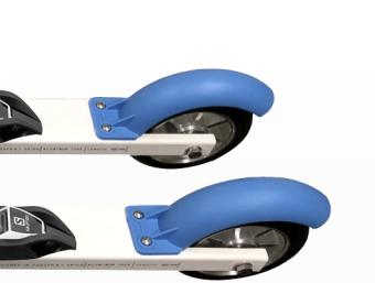Skigo Skatepaket med bindningar