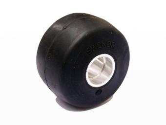 Framhjul löst std (2) Fibreglass/Alutech