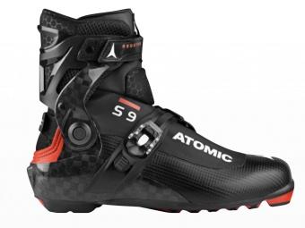 Atomic Redster S9 Black Skatepjäxor