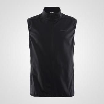 Craft Warm Vest Black (Herr)