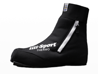 Lill Sport Boot Cover Thermo Black