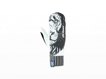 Lill Sport Stina Celsius Race Mitt Lion