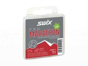 Swix Marathon Black Fluor Free, 40g