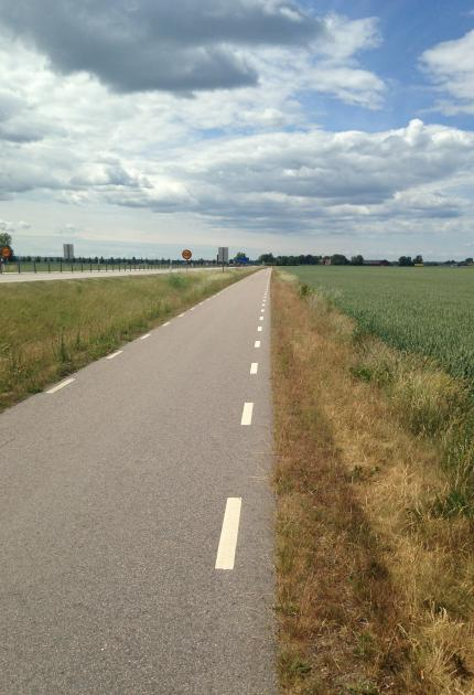 Cykelväg