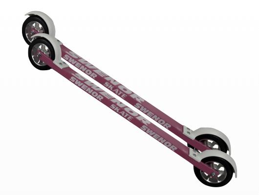 Swenor Skate Alu Pink