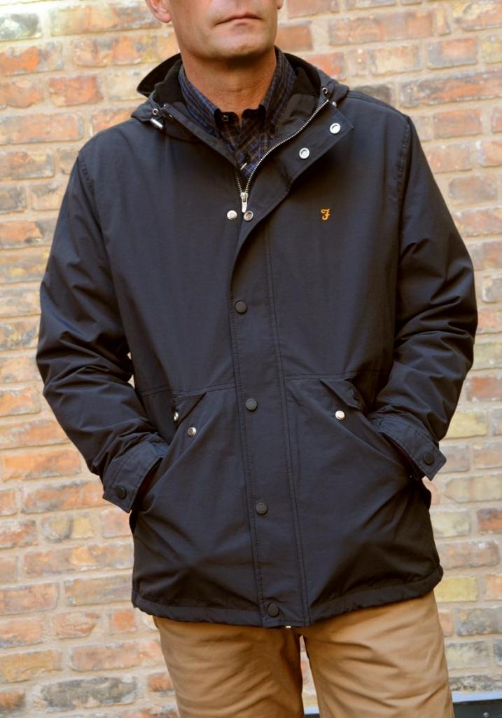 Brodie jacket black