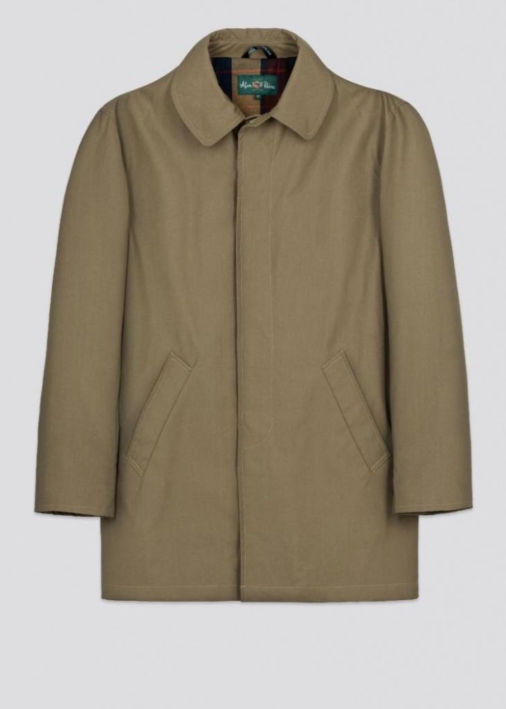 Alan Paine rain coat Gorston Khaki