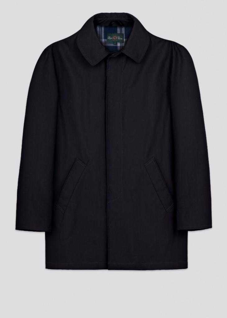 Alan Paine raincoat Gorston navy