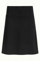 King Louie Border Skirt Milano Uni black