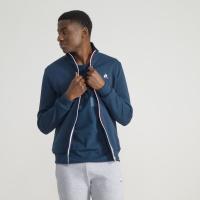 Le Coq Sportif Essentiels zip Dress Blue