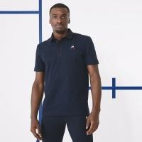 Le Coq Sportif polo shirt Essentiels dress blues