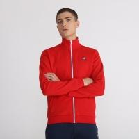 Le Coq Sportif Essentiels Zip pur rouge