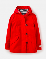 Coast Waterproof Coat red