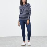 Joules Harbour Navy Cream Stripe