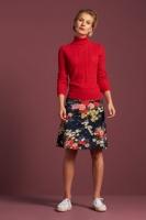 Border skirt Nabana