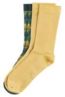 Socks 2-Pack Dynasty fir green