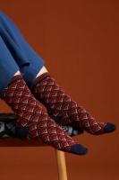 King Louie socks 2-Pack Pose blue