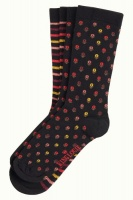 Socks 2-Pack Canape black