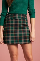 Olivia Skirt Rodeo Check