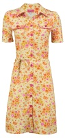 Dress Betsy Fleurie Yellow