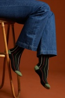 King Louie socks 2-Pack Carrousel Olive Green