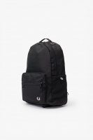 Textured Polyester Backpack