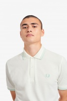 Fred Perry polo shirt M12 Soft White