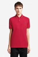Fred Perry polo shirt Twin Tipped Siren/Gold/Carbon Blue