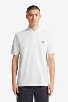 The Fred Perry Shirt M3 White / Navy