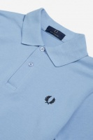 The Fred Perry Shirt M3 sky/navy