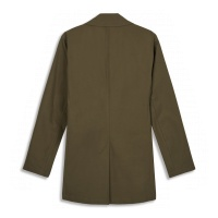 Mens James Car Coat khaki