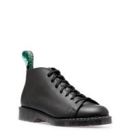 Black Greasy Monkey Boot