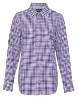 Alan paine Bromford shirt purple DAM