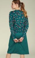 Cecil Dress Little Dots dragonblue