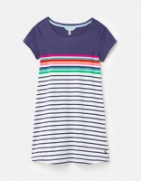 Riviera Short Sleeve Dress
