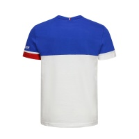 Le Coq sportif Tricolore T-shirt cobolt