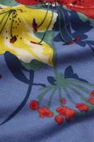 Raglan Dress Gladioli
